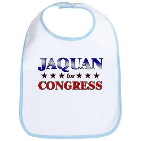 JAQUAN for congress Bib