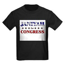 JANIYAH for congress T