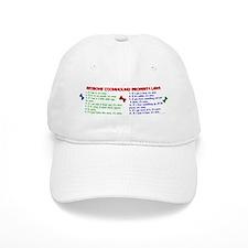 Redbone Coonhound Property Laws 2 Baseball Cap