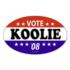 KOOLIE Oval Decal