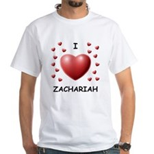 I Love Zachariah - Shirt