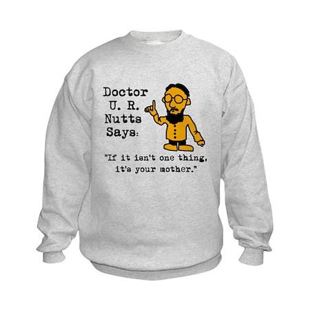 Funny Psych Kids Sweatshirt