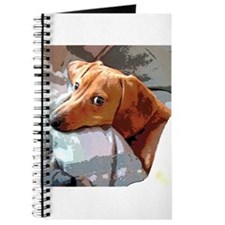 Naptime Alone Doxie Journal
