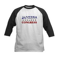 JANESSA for congress Tee