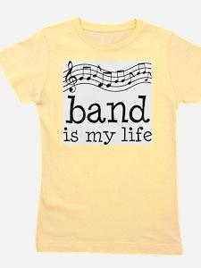 Funny School band Girl's Tee