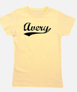 Cool Avery Girl's Tee