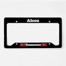 Alcoa TN - LPF License Plate Holder