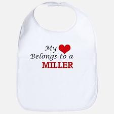 My heart belongs to a Miller Bib
