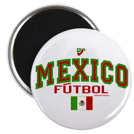 "Mexico Futbol/Soccer 2.25"" Magnet (10 pack)"