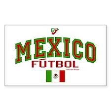 Mexico Futbol/Soccer Decal