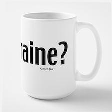 Got Chraine? Jewish Large Mug