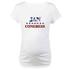 JAN for congress Shirt
