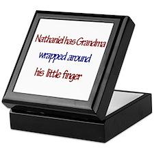 Nathaniel - Grandma Wrapped A Keepsake Box