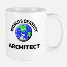 World's Okayest Architect Mugs