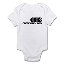 POOL SHIRTS POOL SHARK T-SHIR Infant Bodysuit