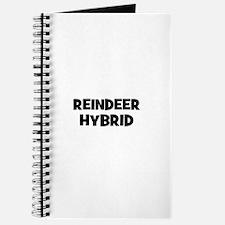 Reindeer hybrid Journal