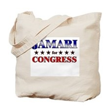 JAMARI for congress Tote Bag