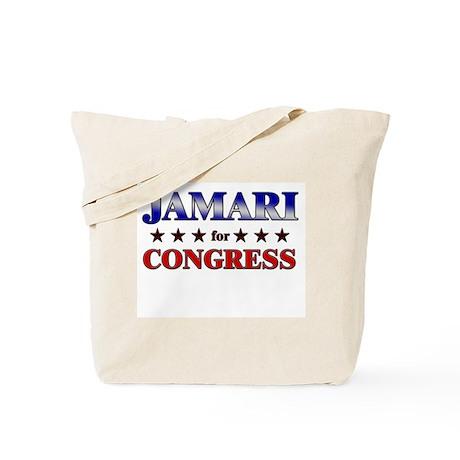 JAMARI for congress Tote Bag
