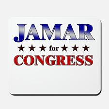 JAMAR for congress Mousepad