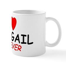 I Love Abbigail Forever - Mug