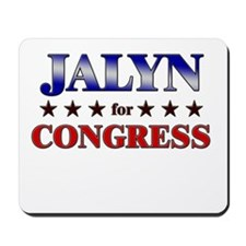 JALYN for congress Mousepad