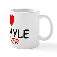 I Love Abigayle Forever - Mug