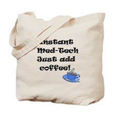 Cute Laboratory technologist Tote Bag