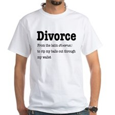 Classic Shaq Divorce Tee | Shirt