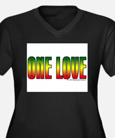 onelove_1 Plus Size T-Shirt