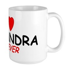 I Love Alejandra Forever - Mug