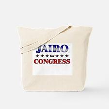JAIRO for congress Tote Bag