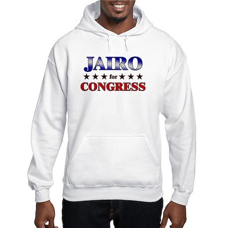 JAIRO for congress Hooded Sweatshirt