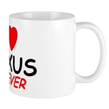 I Love Alexus Forever - Small Small Mug