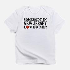 Unique Nj Infant T-Shirt