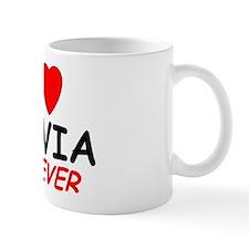 I Love Alivia Forever - Mug