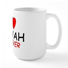 I Love Aliyah Forever - Mug