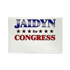 JAIDYN for congress Rectangle Magnet