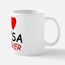 I Love Alysa Forever - Small Small Mug