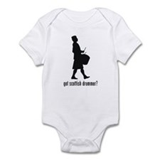 Scottish Drummer Infant Bodysuit