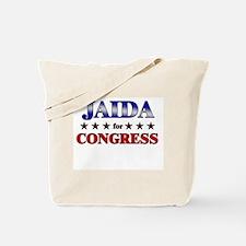JAIDA for congress Tote Bag