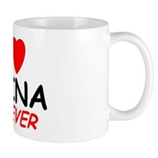 I Love Amina Forever - Mug