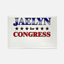 JAELYN for congress Rectangle Magnet