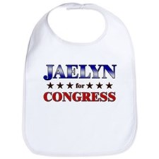 JAELYN for congress Bib