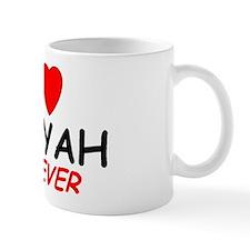 I Love Amiyah Forever - Mug