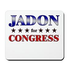 JADON for congress Mousepad