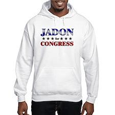 JADON for congress Hoodie