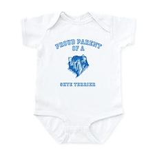 Skye Terrier Infant Bodysuit