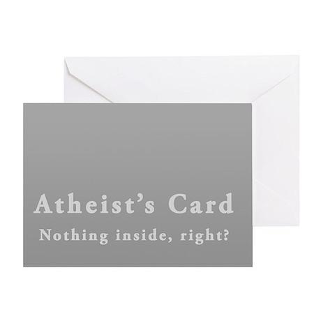 Atheist's Christmas Card