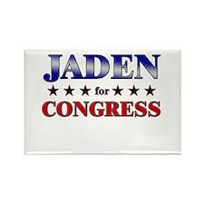 JADEN for congress Rectangle Magnet
