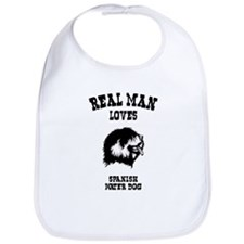 Spanish Water Dog Bib